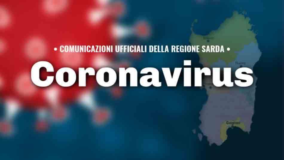 NUOVA ORDINANZA DEL PRESIDENTE DELLA REGIONE SARDEGNA N. 9 DEL 14.03.2020