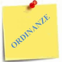 Ordinanza sindacale n. 18 del 14.08.2018
